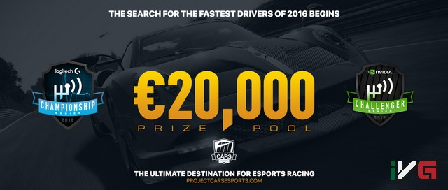 Project cars championship