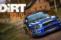 Dirt Rally e' finalmente disponibile