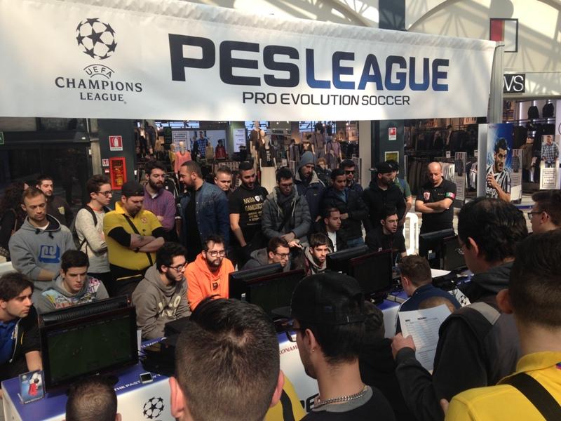 Pes League italia