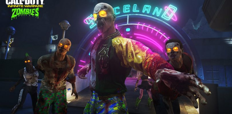 "Call of Duty: Infinite Warfare lancia ""Zombies in Spaceland"""