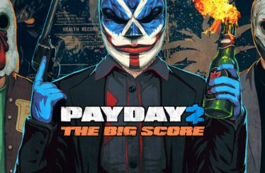 PAYDAY 2 disponibile DLC: The Big Score