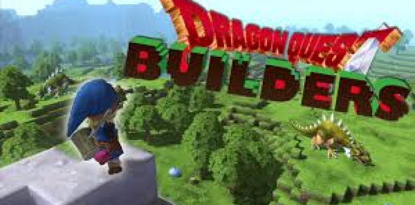 DRAGON QUEST BUILDERS DEMO PS4 e PsVita