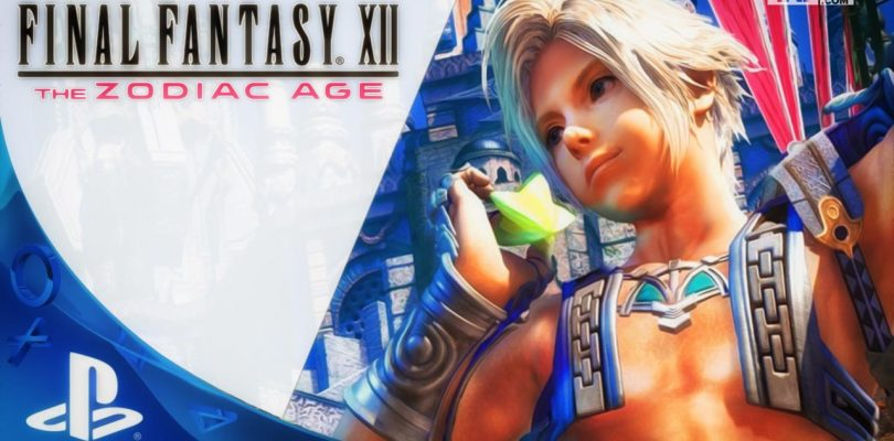 FINAL FANTASY XII THE ZODIAC AGE NEW TRAILER