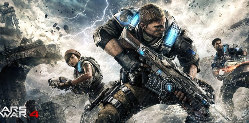 Gears of War 4 disponibile al preload