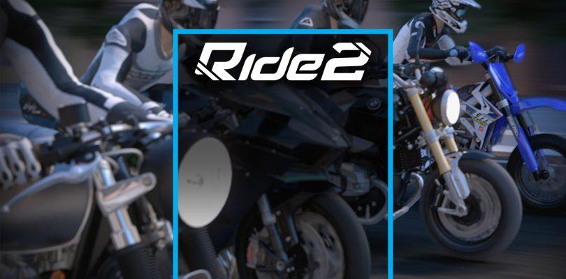 Ride 2 è finalmente disponibile !