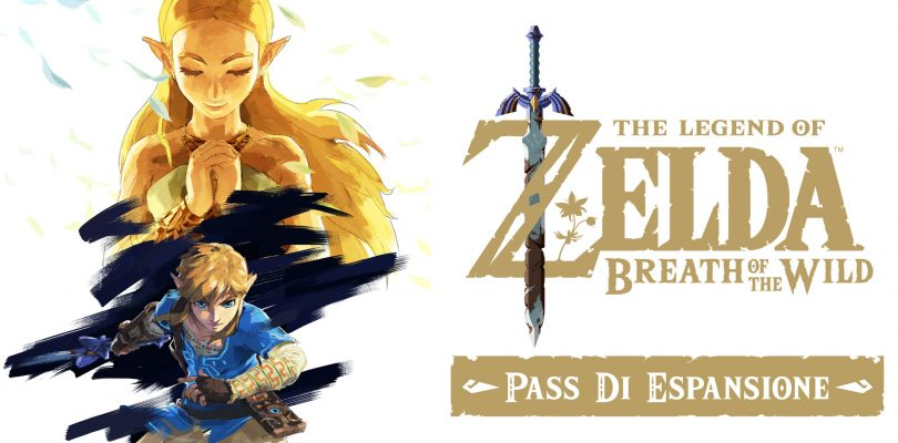 Contenuti scaricabili per  The legend of zelda: breath of the wild