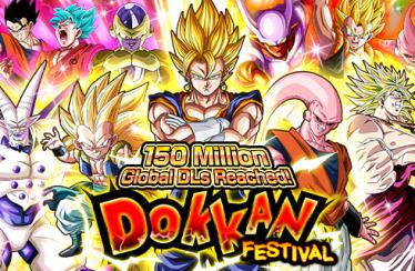 Dragon Ball Z Dokkan Battle supera i 150 milioni di download
