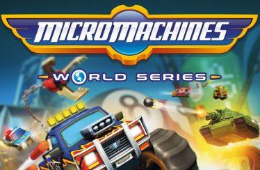 Scaldate i motori con il ritorno di Micro Machines