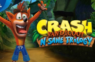 Crash Bandicoot N. Sane Trilogy disponibile da oggi