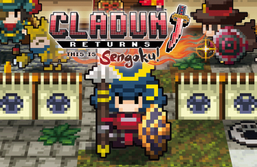 Cladun Returns: This Is Sengoku finalmente disponibile