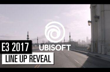 Ubisoft si prepara all'E3 2017