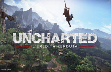 Oggi è disponibile Uncharted: L'Eredità Perduta